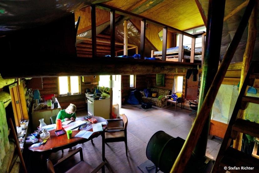 Einst eine private Hütte, verwaltet nun der U.S. National Park Service das schmucke Stück.