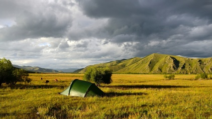 Ostasien. Gorkhi Terelj Nationalpark, Mongolia.