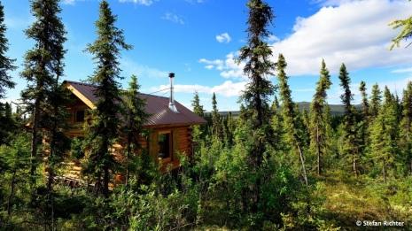 Borealis LeFevre Cabin.