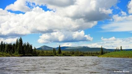 Die Reise auf dem Fluss geht weiter.