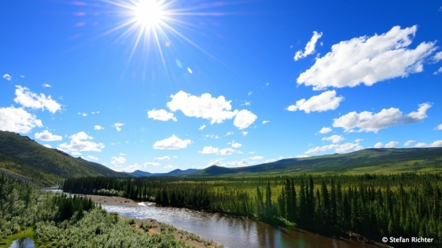 Beaver Creek, Interior, Alaska.