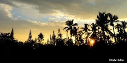 Sunset @ Balian.