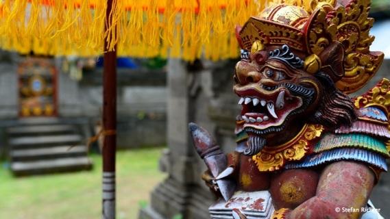 Beschützer des Tempels.