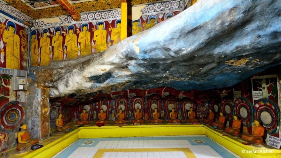 Dowa Cave Tempel.