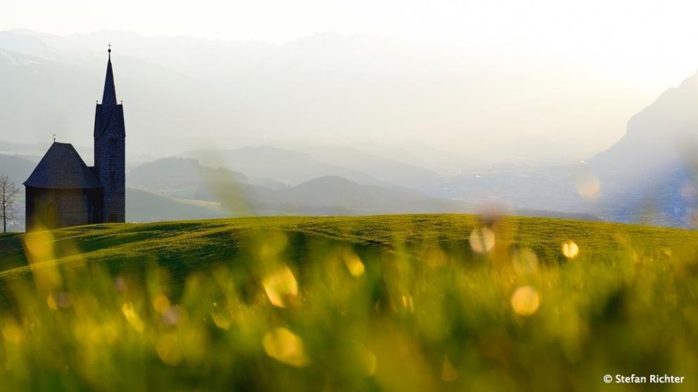 Frühlingserwachen in den Alpen.
