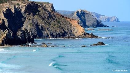 Roadtrip an der Küste Portugals.