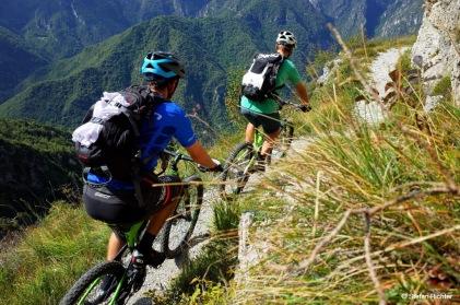 Bike Trip zum Lago di Garda.