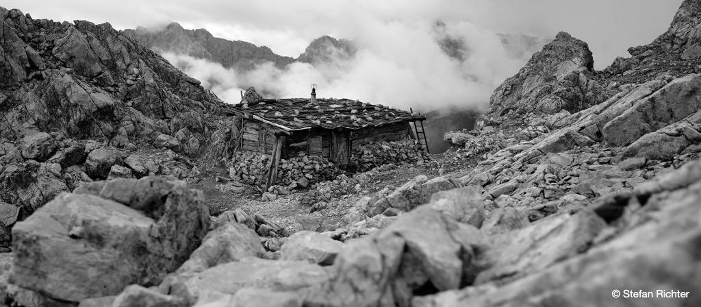 Geierwally Hütte.