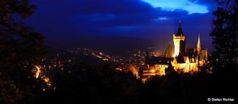 Wernigerode @ Night.