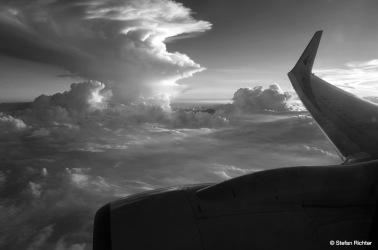 Wolken über Java.
