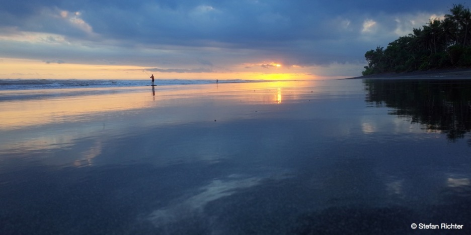 Bali geht auch leer.