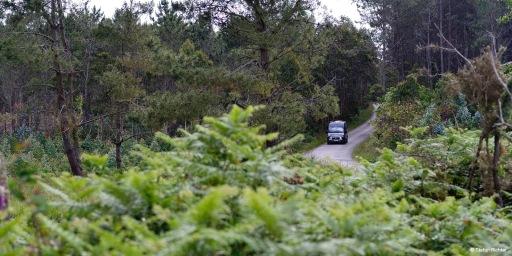 Mit dem Campervan durch Galizien.