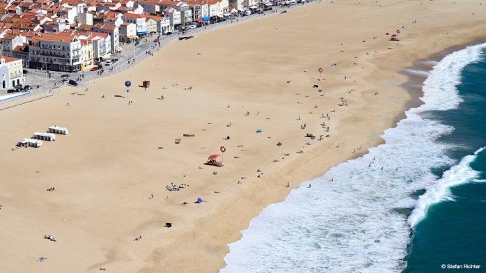 Beach @ Nazaré.