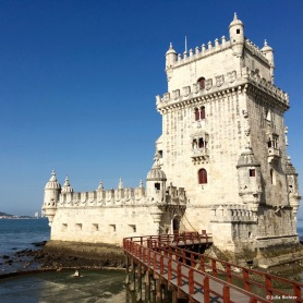 Torre de Belém.