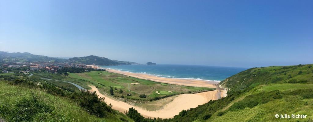 Beach @ Zarautz.