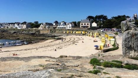 Beach @ Batz-sur-Mer.