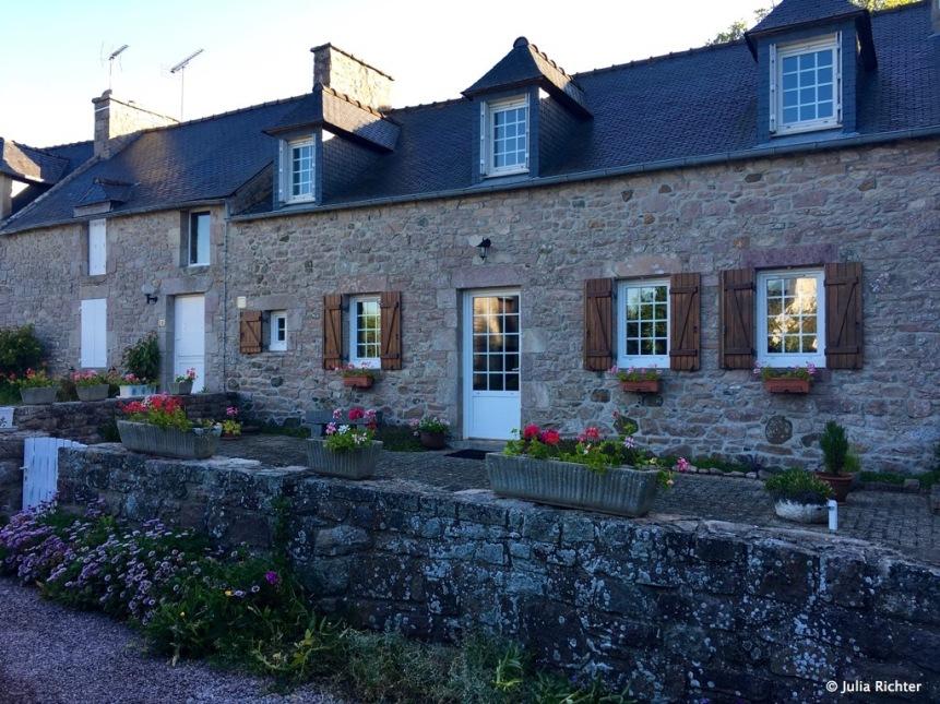 Die Architektur in der Bretagne hat es mir angetan.