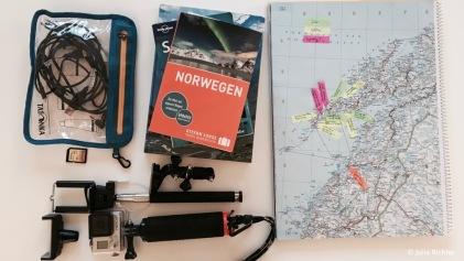 Für Norwegen sind wir wieder vorbildlich vorbereitet.