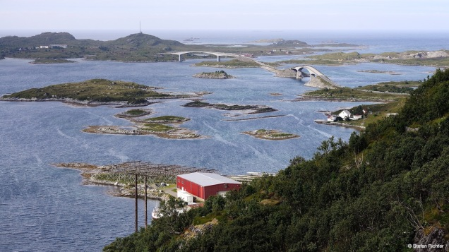 Die Brücken von Fredvang.