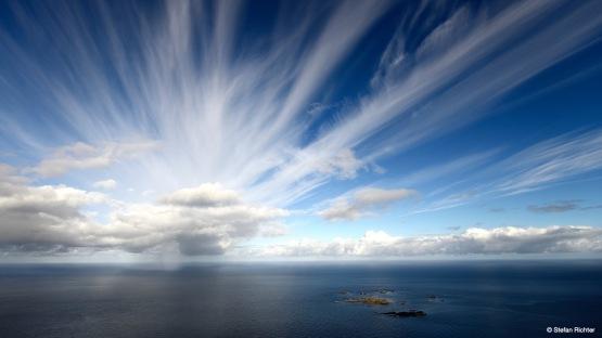 Wolkenspiel.