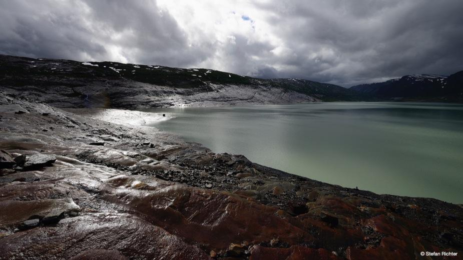 Sonne, Regen und Wolken im Wechsel. Das war für uns Norwegen.