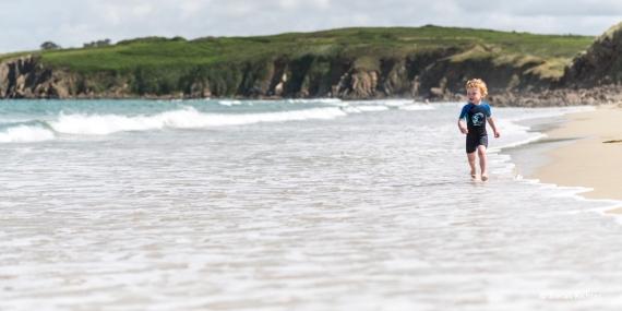 Running Finn.