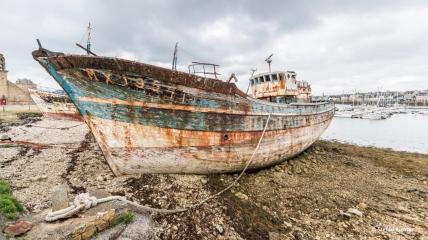 Finn haben die alten Schiffe besonders fasziniert.